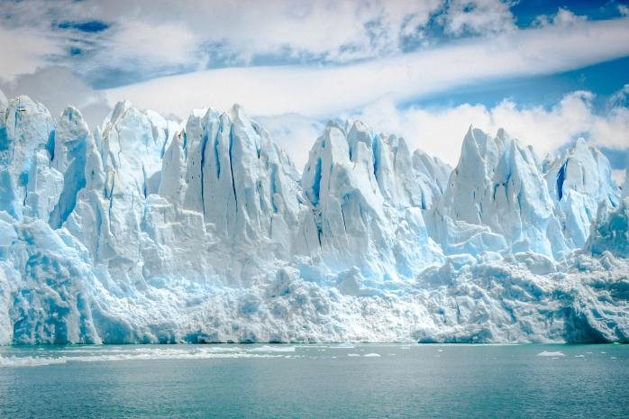 glaciers threatened by climate change