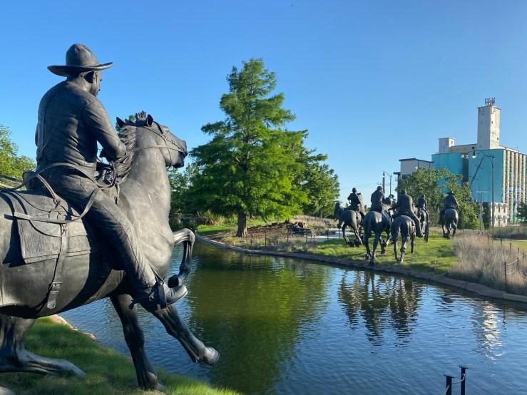 Oklahoma city Will Rogers Park