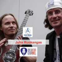Juha Ruokangas interview: builder of the @Ruokangas Captain Nemo guitar