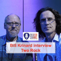 Bill Krinard interview, @TwoRockAmps tone guru at the 2015 @NAMMshow
