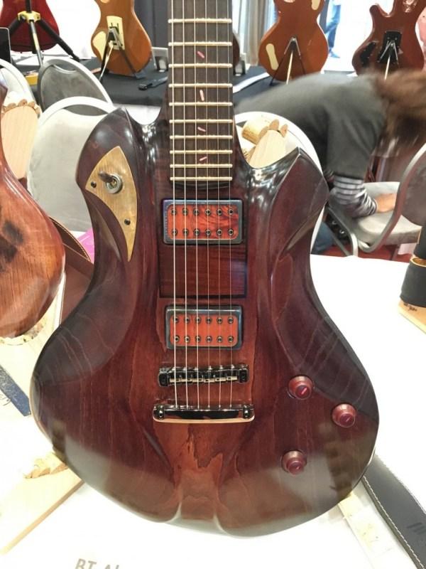 Ergon Guitars - 2015 Holy Grail Guitar Show
