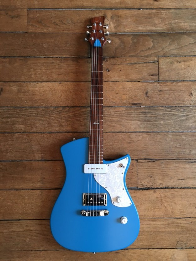 Guitar review Laguz The Special from Soultool Customized Guitars