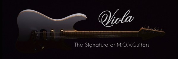 M.O.V. Guitars luthier