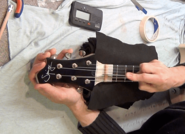 #16 Spartan Project with @SpringerGuitars: final episode and first notes