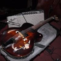 Gilad Hekselman interview guitar in hand