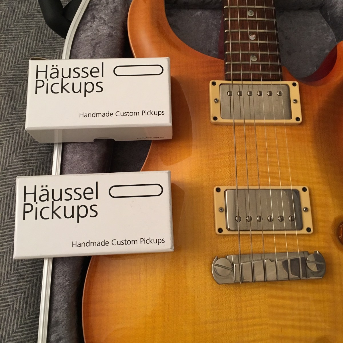 Pickup Shootout: PRS McCarty vs @HausselPickups 59