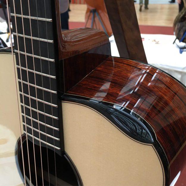 Isaac Jang guitars - 2016 Holy Grail Guitar Show