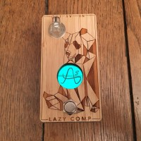 Pedal Review - Anasounds Lazy Comp, a plug and play compressor
