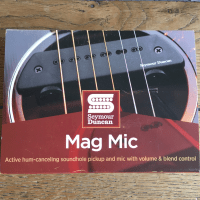 Gear Review - The Seymour Duncan Mag Mic system for acoustic guitar