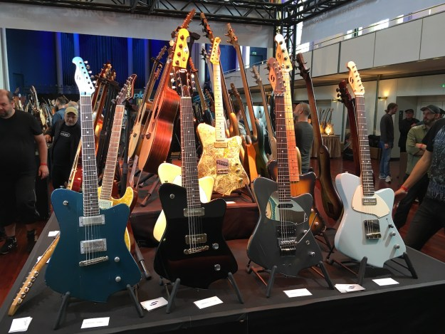 2017 Guitar Summit - The Guitar Channel report