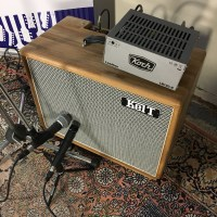 Guitar amp mic shootout - Shure SM57, SM58 and Koch loadbox LB-120 II