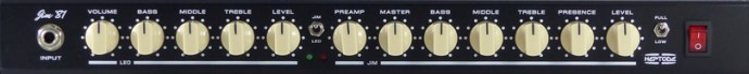 Amp Review - Heptode Jim 81: awesome sounding solid-state amp