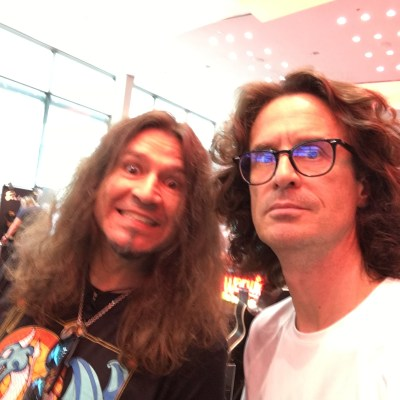 Phil X and Pierre Journel - 2018 Guitar Summit - The Guitar Channel
