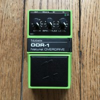 Pedal Review - Overdrive Nobels ODR-1 - Cool natural sounding drive tones