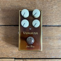 Pedal Review - Vemuram Jan Ray overdrive - Super dynamic and creamy drive pedal