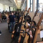 2018 Puteaux Guitar show organized by The Guitar Channel - Exhibitor list