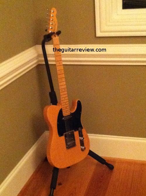 Vivid Peace's Fender Deluxe Ash Telecaster, 2006