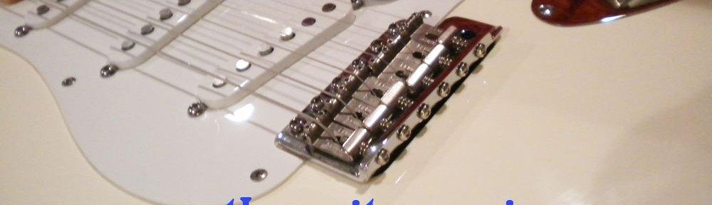 Fender Jimmie Vaughn Strat Body Beauty Shot