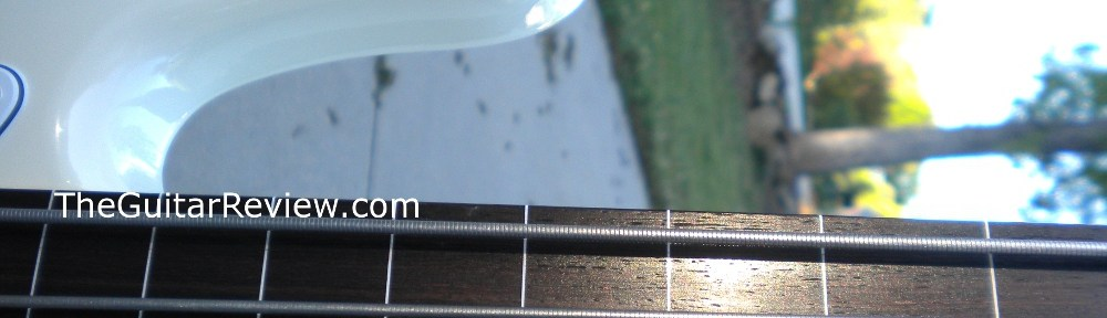 Fender Fretless Jazz Fretboard by Jim Pearson