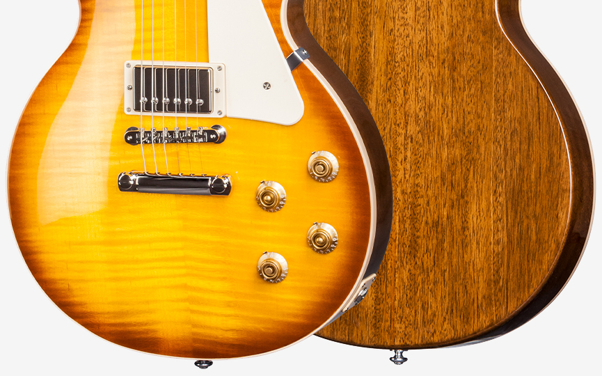 A Thoughtful Article about The Big Three: the Gibson Les Paul