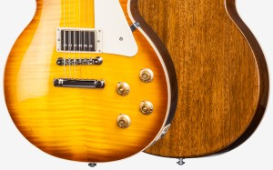 Gibson Les Paul Traditional Body shot. Image (C) Rights holders of Gibson.com