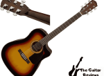 Fender Cd-60CE: Best Acoustic