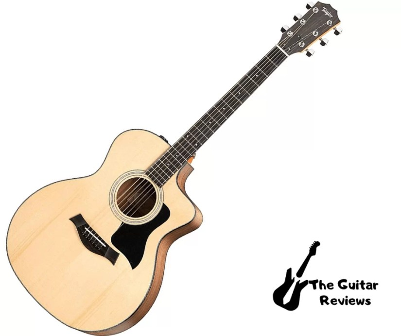 Taylor 114-CE: Cheapest Acoustic Guitar