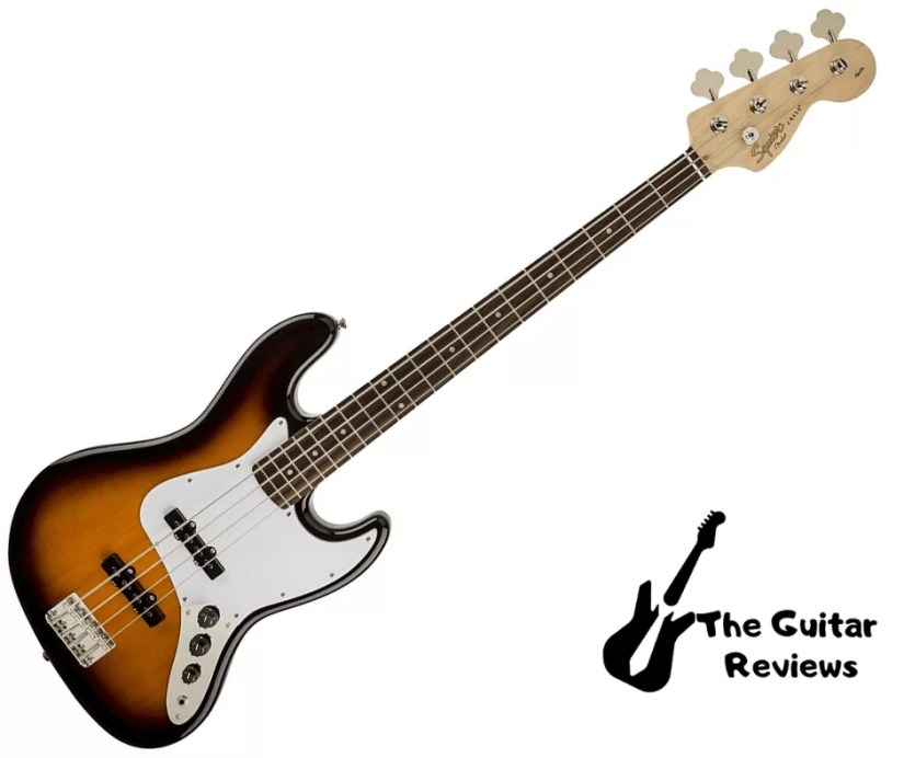 Cheapest Squier by Fender Affinity Jazz