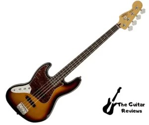 Squier by Fender 306620500 Vintage Jazz Bass
