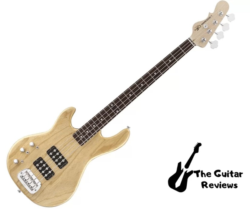 Tribute L2000 Left-Handed Bass Guitar
