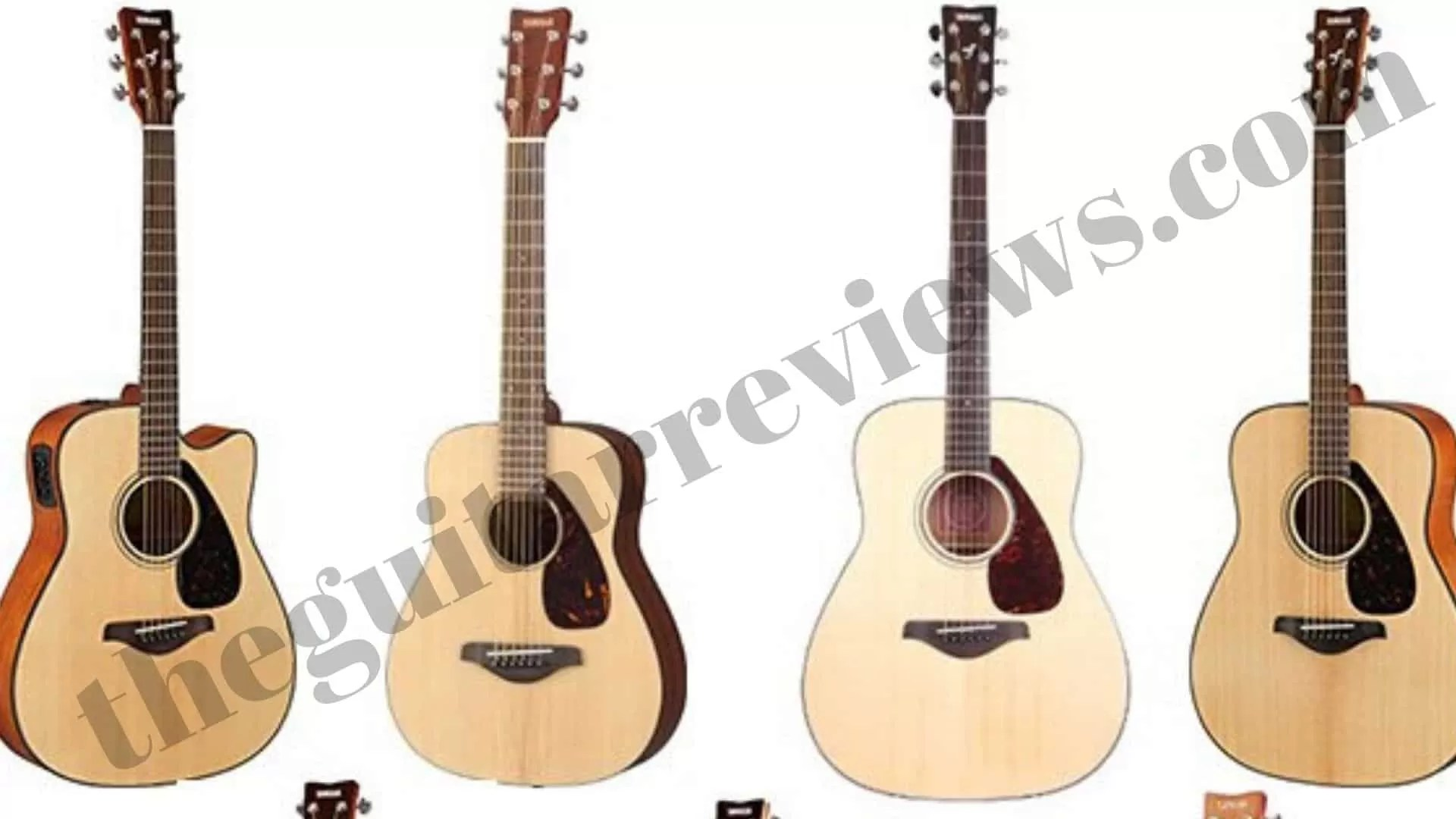 Top 5 Best Yamaha Acoustic Guitars Ever Made for Beginners