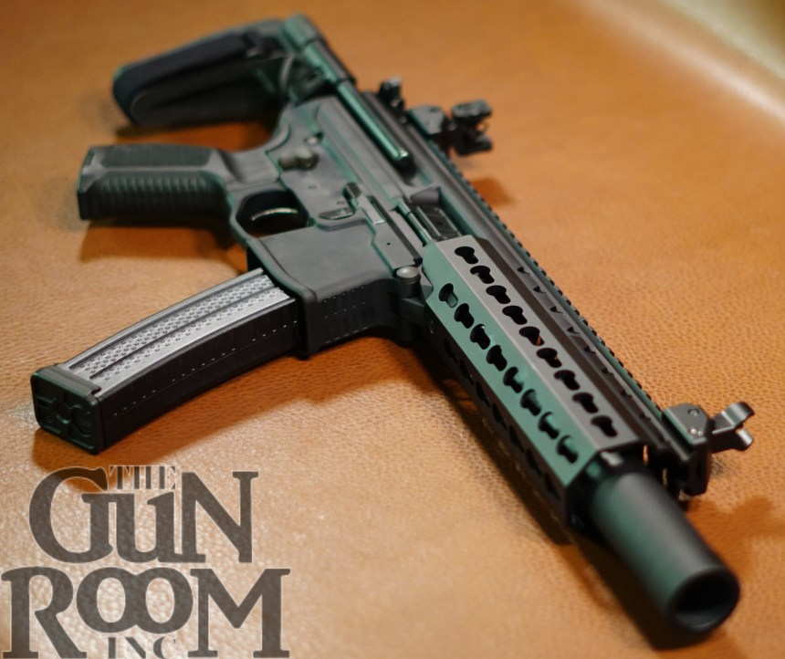 Sig Sauer MPX K TACOPS Talo Edition – The Gun Room Inc