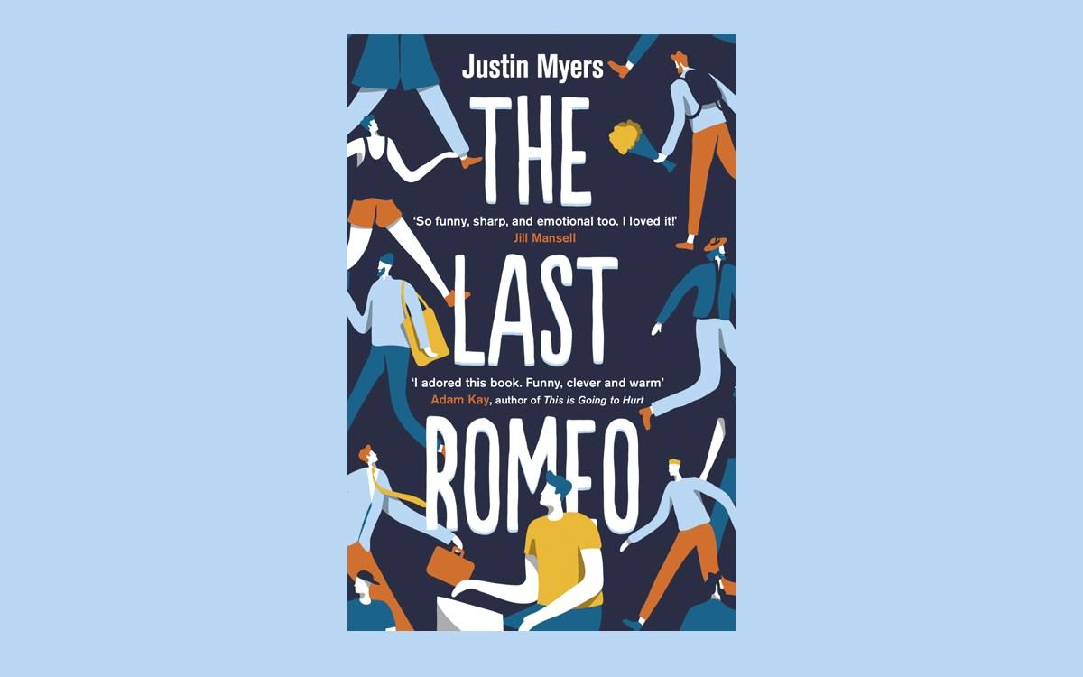 The Last Romeo paperback