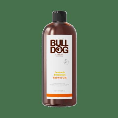 Bulldog lemon and bergamot shower gel