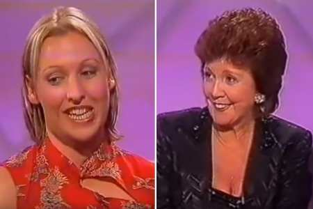 Cilla exposes the Cosmo journalist on Blind Date
