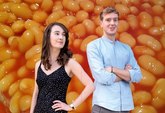 Sarah and Matt