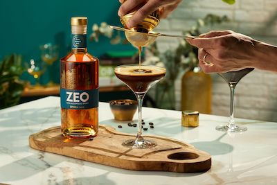 ZEO spiced oak