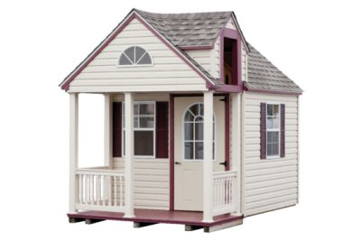 8 x 8 Playhouse with 4 x 8 Porch