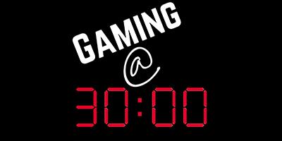 Gaming @ 30
