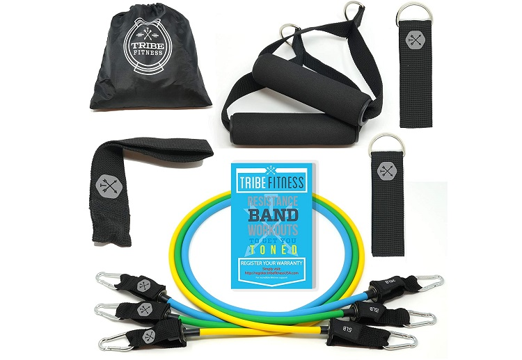 Tribe Resistance Band Set