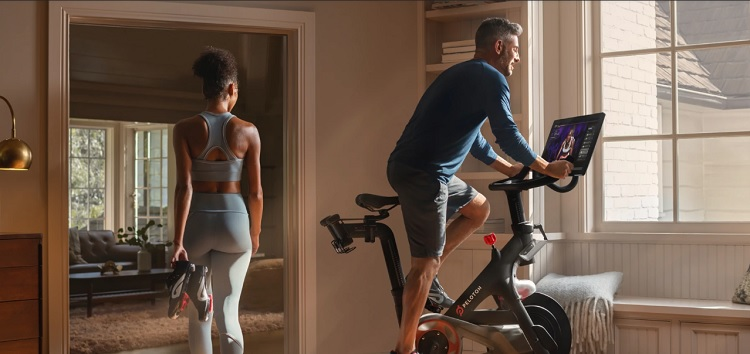 peloton features