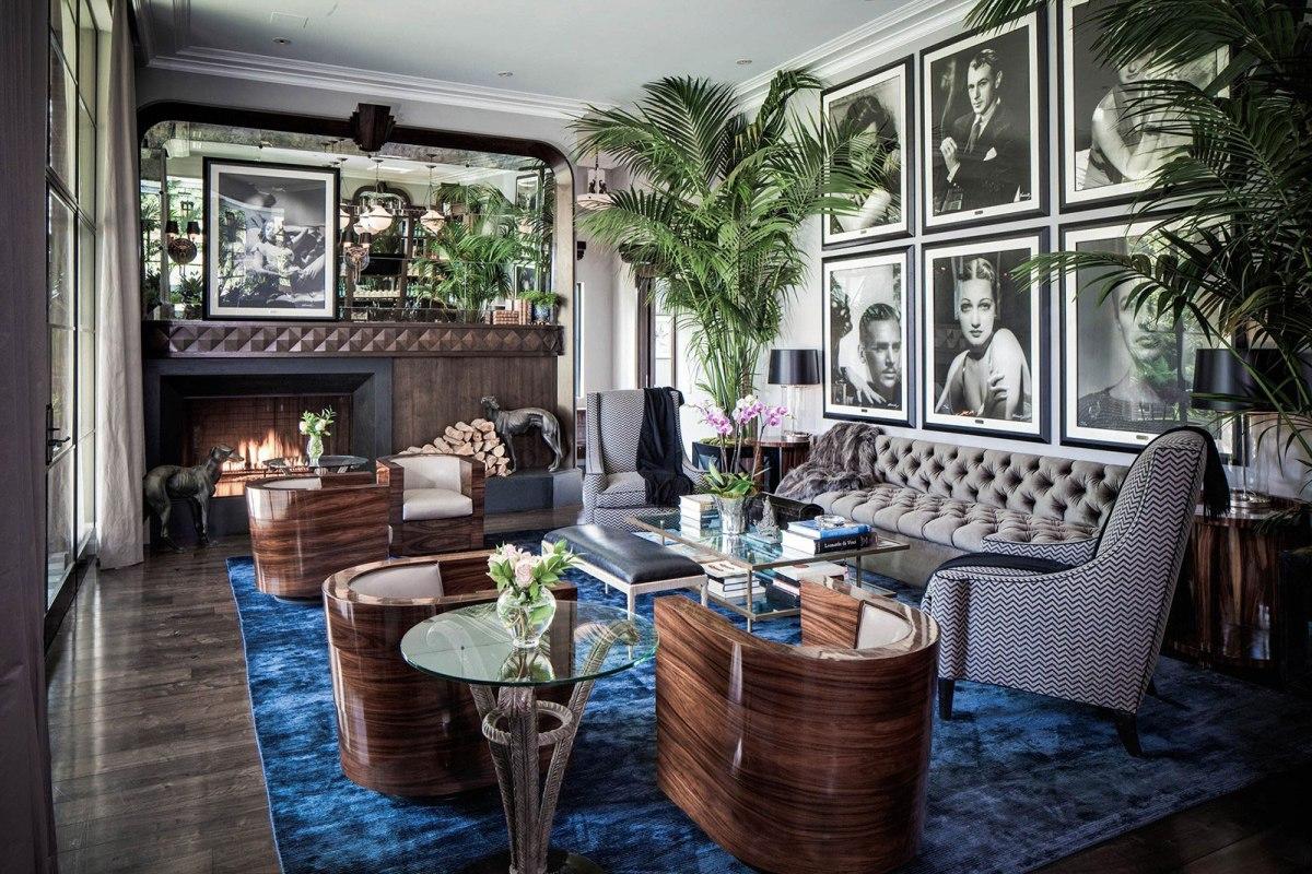Art Nouveau In Contemporary Interior Design Habitat