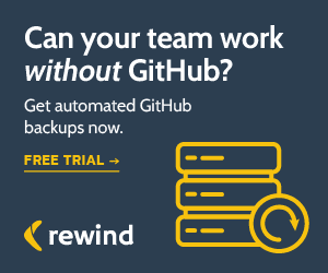Automatic GitHub Backups