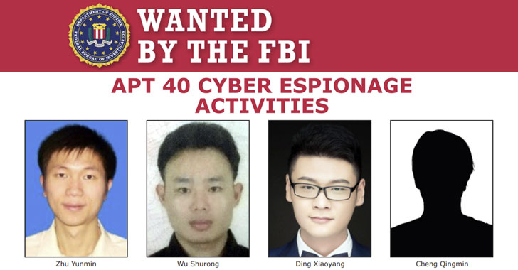 fbi wanted chinese hackers