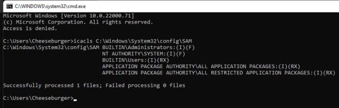 Windows Linux hacking