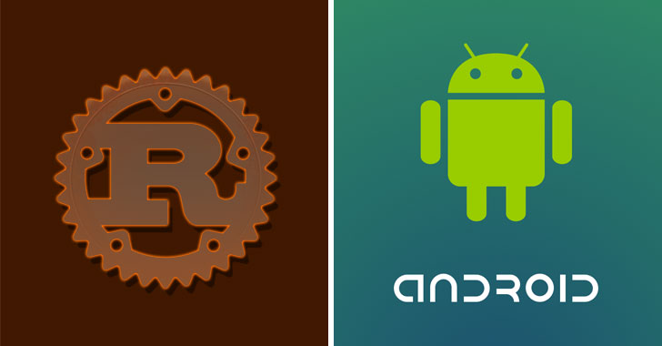 android rust programming
