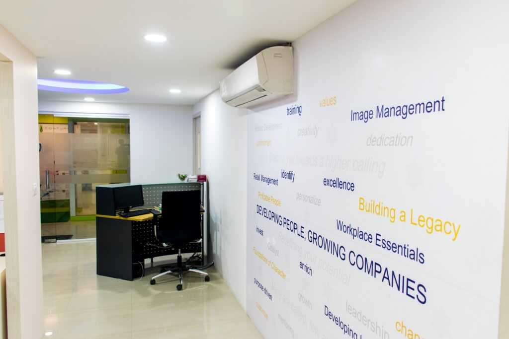High Calibre League - Book Top Coworking Space in HRBR Layout - THS