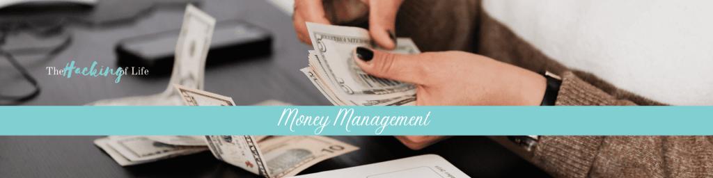 Money Management Header