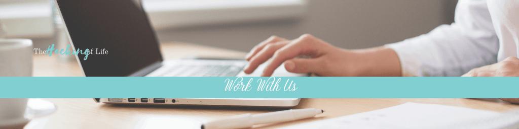 Work with us Header