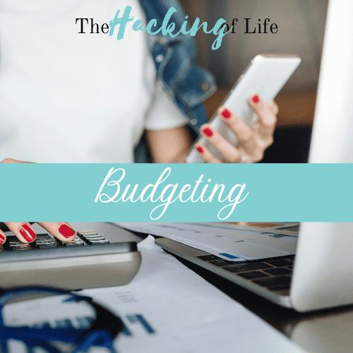 Budgeting Banner